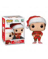 Pop! Disney - The Santa Clause - Santa with Lights