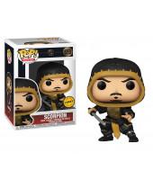 Pop! Movies - Mortal Kombat - Scorpion (Chase)