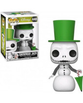 Pop! Nightmare Before Christmas - Snowman Jack