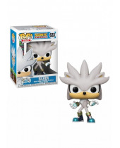 Pop! Games - Sonic the Hedgehog - Silver