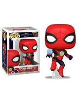 Pop! Marvel Studios - Spider-Man No Way Home - Spider-Man (Integrated Suit)