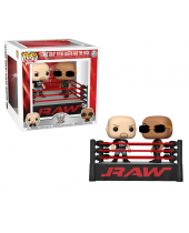 Pop! WWE - Stone Cold Steve Austin and the Rock (2-Pack)