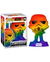 Pop! Star Wars - Stormtrooper (Rainbow)