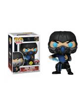 Pop! Movies - Mortal Kombat - Sub-Zero (Special Edition, Glows in the Dark)