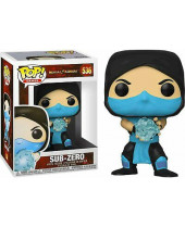 Pop! Games - Mortal Kombat - Sub-Zero (v2)