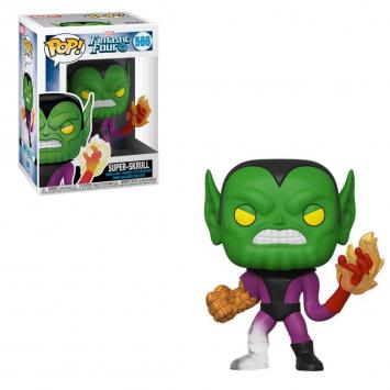 Pop! Marvel - Fantastic Four - Super-Skrull