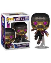 Pop! Marvel Studios - What If - TChalla Star-Lord