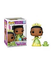 Pop! Disney - Disney Princess - Tiana and Naveen (Special Edition, Glitter)