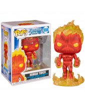 Pop! Marvel - Fantastic Four - Human Torch
