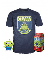 Pop! Toy Story - The Claw Tee Box