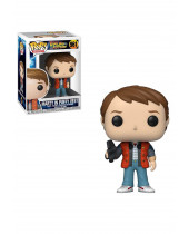 Pop! Movies - Back to the Future - Marty in Puffy Vest
