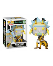 Pop! Animation - Rick and Morty - Wasp Rick