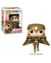 Pop! Heroes - Wonder Woman 1984 - Gold Armour Flying