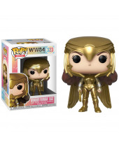 Pop! Heroes - Wonder Woman 1984 - Wonder Woman (Golden Armor)