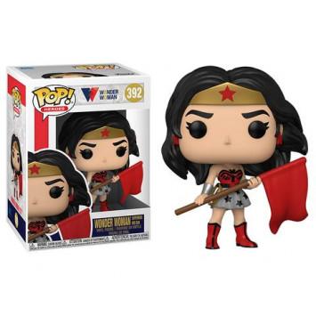 Pop! Heroes - Wonder Woman - Wonder Woman (Superman - Red Son)