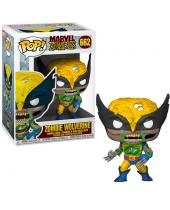Pop! Marvel - Zombie Wolverine