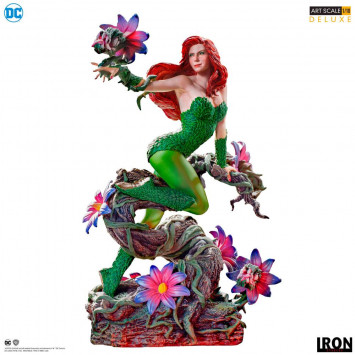 DC Comics Art Scale socha 1/10 Poison Ivy by Ivan Reis 20 cm