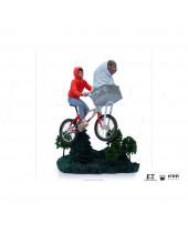 E.T. the Extra-Terrestrial Art Scale socha 1/10 E.T. and Elliot 24 cm