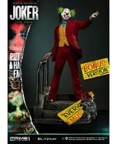 Joker Museum Masterline socha 1/3 Joker Bonus Version 70 cm