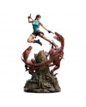Tomb Raider socha 1/4 Lara Croft The Lost Valley 80 cm