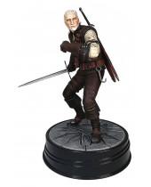 Witcher 3 Wild Hunt PVC socha Geralt Manticore 20 cm