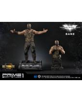 The Dark Knight Rises socha a busta 1/3 Bane Ultimate Edition Set