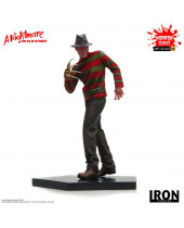 Nightmare on Elm Street Art Scale socha 1/10 Freddy Krueger 19 cm