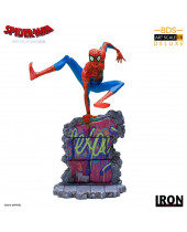 Spider-Man - Into the Spider-Verse BDS Art Scale Deluxe socha 1/10 Peter B. Parker 21 cm