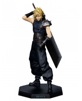 Final Fantasy VII Remake socha Cloud Strife 23 cm