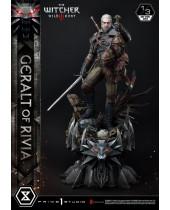 Witcher 3 Wild Hunt socha 1/3 Geralt von Riva 88 cm