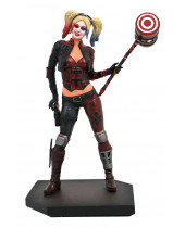 Injustice 2 DC Video Game Gallery PVC socha Harley Quinn 23 cm