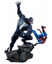 Marvel Maquette Spider-Man vs Venom 56 cm
