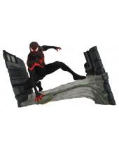 Marvel Comic Gallery PVC socha Miles Morales Spider-Man 18 cm