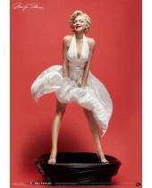 Marilyn Monroe Superb Scale Hybrid socha 1/4 Marilyn Monroe 46 cm