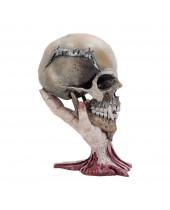 Metallica socha Sad But True Skull 22 cm