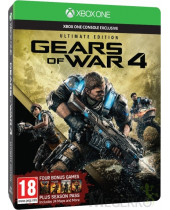 Gears of War 4 (Ultimate Edition) (XBOX ONE)