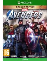 Marvel Avengers CZ (Deluxe Edition) (XBOX ONE)
