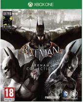 Batman - Arkham Collection Triple Pack (Xbox One)
