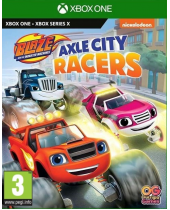 Blaze and the Monster Machines - Axle City Racers (Xbox One/XSX)