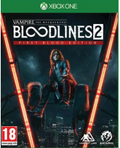 Vampire - The Masquerade - Bloodlines 2 (Xbox One)