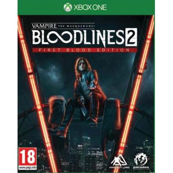 Vampire - The Masquerade - Bloodlines 2 (Xbox One)