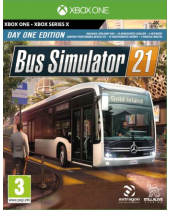 Bus Simulator 21 (Day One Edition) (Xbox One/XSX)