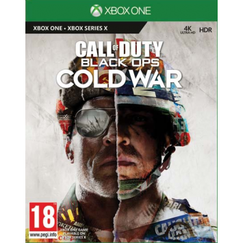 Call of Duty - Black Ops COLD WAR (Xbox One)