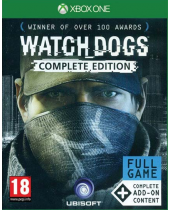 Watch Dogs (Complete Edition) CZ (Xbox One)