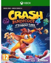 Crash Bandicoot 4 - Its About Time (Xbox One)