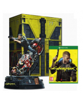 Cyberpunk 2077 CZ (Collectors Edition) (Xbox One)