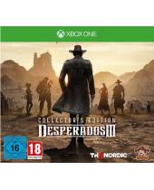 Desperados 3 (Collectors Edition) (Xbox One)