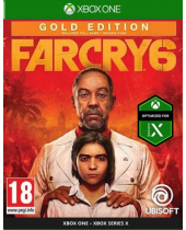Far Cry 6 (Gold Edition) (Xbox One)