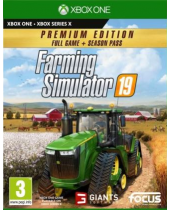 Farming Simulator 19 (Premium Edition) (Xbox One)
