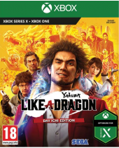 Yakuza - Like a Dragon (Day Ichi Edition) (Xbox One)